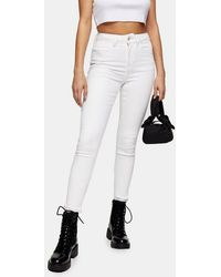 TOPSHOP - Four Skinny Jeans - Lyst