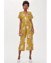 Love - alice Culotte Jumpsuit By - Lyst