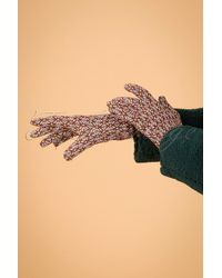 King Louie 60s Conte Gloves - Meerkleurig