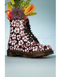 Dr. Martens 1460 Pansy Fayre Vintage Boots - Meerkleurig