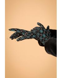 King Louie 60s Aberdeen Gloves - Zwart