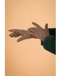 King Louie 60s Indra Gloves - Naturel
