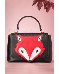 Banned Retro 60s Foxy Flap Bag - Meerkleurig
