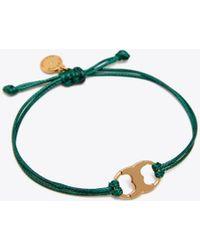 Tory Burch - Embrace Ambition Bracelet | 435 | Bracelets - Lyst