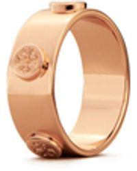 Tory Burch Roxanne Statement Ring - Mettallic