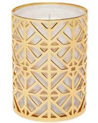 Tory Burch Cedarwood Candle - Metallic