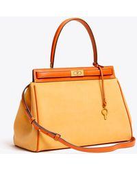 Tory Burch - Lee Radziwill Large Bag - Lyst
