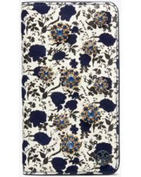 Tory Burch - Floral Folio Case For Iphone 8 | 454 | Phone Cases - Lyst