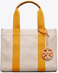 Tory Burch - Miller Canvas Tote - Lyst