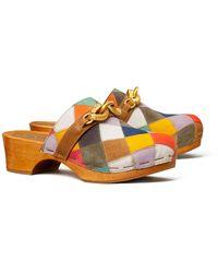 Tory Burch Jessa Clog - Multicolor