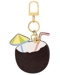 Tory Burch - Coconut Key Fob - Lyst