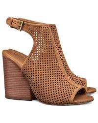 14c27493638 Lyst - Women s Tory Burch Sandal boots On Sale
