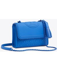 Tory Burch - Fleming Matte Small Convertible Shoulder Bag | 367 | Shoulder Bags - Lyst