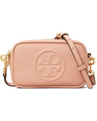 Tory Burch Perry Bomb Cross Body Bag - Pink