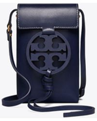 Tory Burch - Miller Phone Cross-body - Lyst
