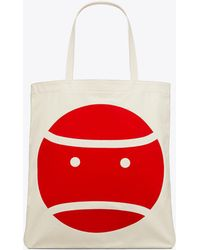 Tory Sport - Tory Burch Canvas Little Grumps Tote - Lyst