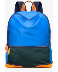 0a3318aa4e9 Tory Sport - Tory Burch Color-block Packable Backpack - Lyst
