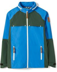 Tory Sport - All-weather Color-block Jacket - Lyst