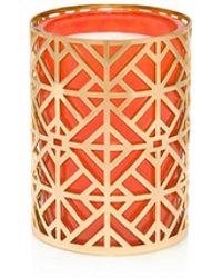 Tory Burch 797 Madison Candle - Orange