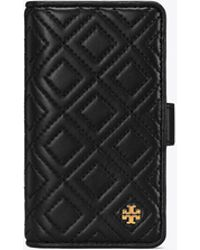 Tory Burch - Fleming Folio Case For Iphone 8 - Lyst