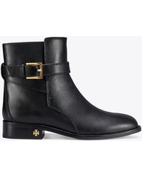 Tory Burch - Brooke Ankle Bootie - Lyst