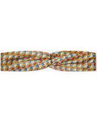 Tory Burch - Picnic Box Headband - Lyst