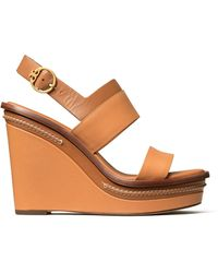 Tory Burch Wedge sandals for Women - Up