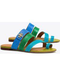 Tory Burch - Kira Toe-ring Sandals - Lyst