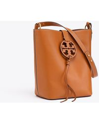 Tory Burch - Miller Leather Hobo - Lyst
