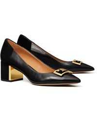 Tory Burch Gigi Pointed-Toe Pump - Schwarz