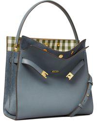 Tory Burch Lee Radziwill Double Bag - Multicolour