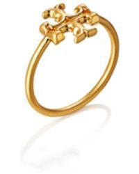 Tory Burch Kira Ring - Metallic