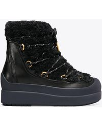 Tory Burch - Courtney Shearling Boot - Lyst