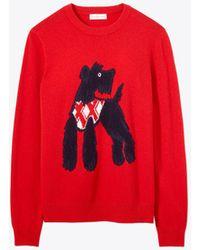Tory Burch - Barkley Sweater - Lyst