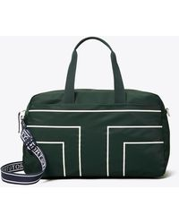 Tory Sport Nylon Graphic-t Weekender - Green