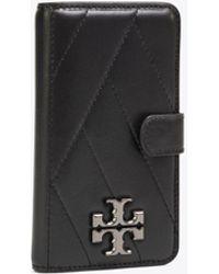Tory Burch - Chevron Iphone 8 Case - Lyst