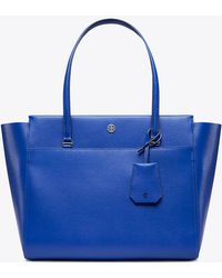 Tory Burch Parker Tote - Blue