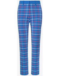 Tory Sport - Printed Tech Stretch Twill Golf Pants - Lyst