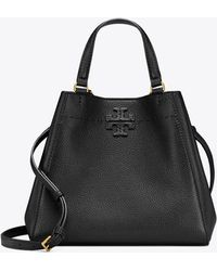 9611cdd2566e Tory Burch - Mcgraw Small Carryall - Lyst