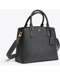 Tory Burch - Robinson Triple-compartment Tote - Lyst