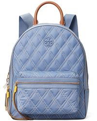 Tory Burch - Perry Mixed - Stitch Nylon Backpack - Lyst