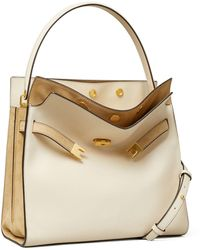 Tory Burch Lee Radziwill Double Bag - Multicolor