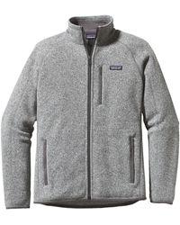 Patagonia - Better Sweater® Fleece Jacket Stonewash - Lyst