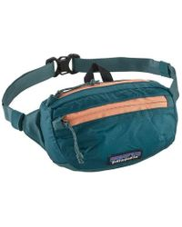 4b708d871ac0 Patagonia - Lightweight Travel Mini Hip Pack 1l - Lyst