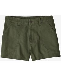 Patagonia Stand Up Short - Green