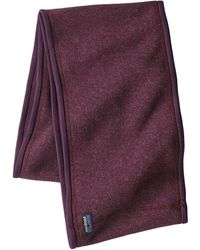 Patagonia Better Sweatertm Fleece Scarf - Purple