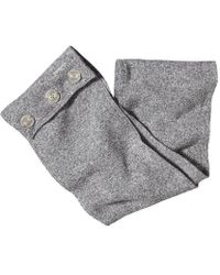 Patagonia Better Sweater® Fleece Scarf - Gray