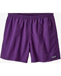 "Patagonia BaggiesTM Shorts 5"" Purple"