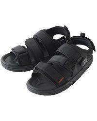 Gramicci Belt Sandals Black