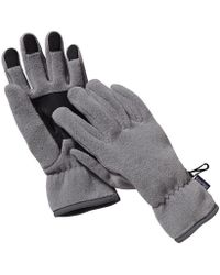 Patagonia - Synchilla Fleece Gloves - Lyst